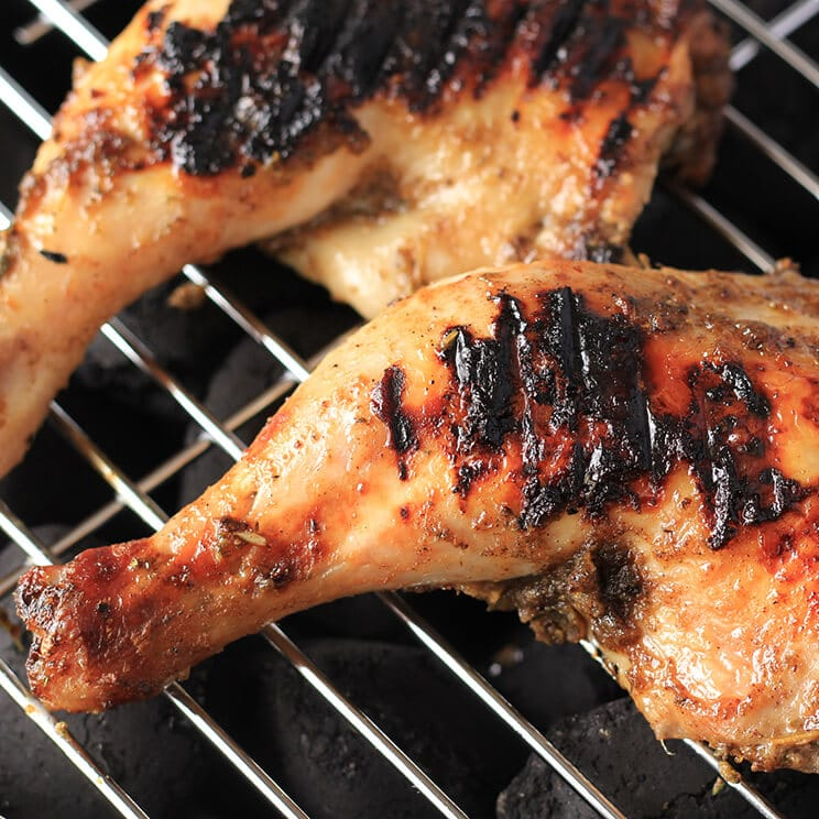 Wiltshire Chilli Farm - Jerk Chicken