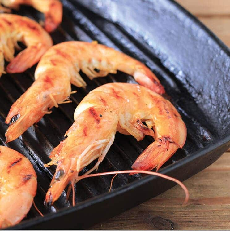 Wiltshire Chilli Farm - Mango Chilli King Prawns - Sq