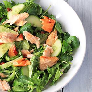 Wiltshire Chilli Farm - Salmon salad - sml