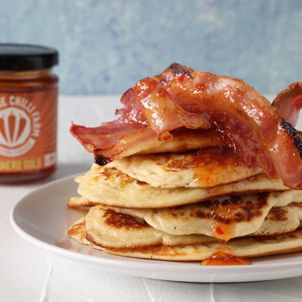 Wiltshire Chilli Farm - Habaenro Gold - Pancakes