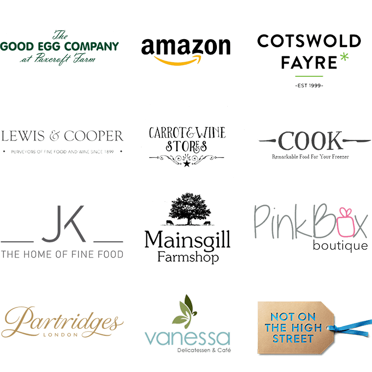 Some of the Wiltshire Chilli Farm Stockists