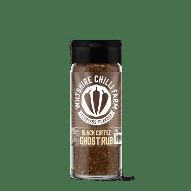 Wiltshire Chilli Farm - Black Coffee Ghost Pepper Rub