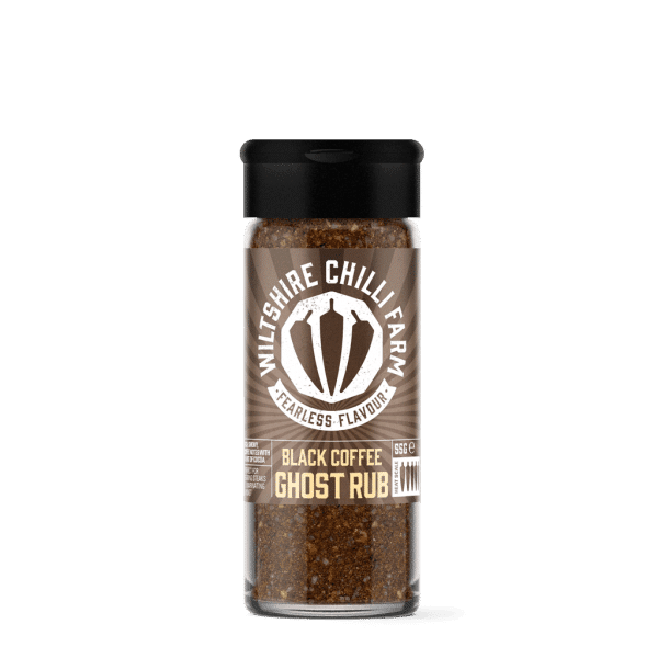 Wiltshire Chilli Farm - Black Coffee Ghost Pepper Rub