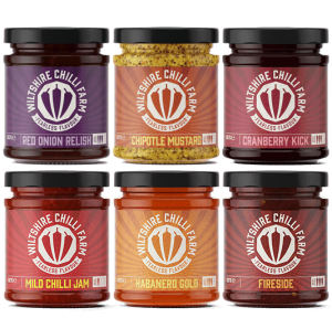 Witshire Chilli Farm - Chilli Jams, Chilli Relish, Chipotle Honey Mustard