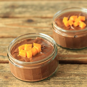 Wiltshire Chilli Farm - Hot Chocolate and Mango Mousse - Small