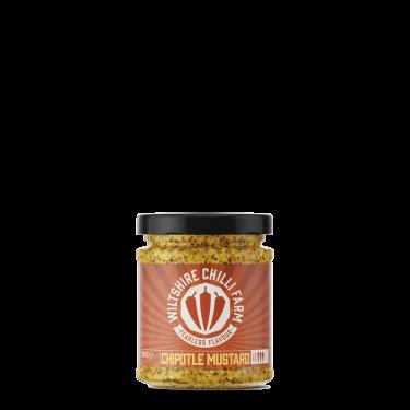 Wiltshire Chilli Farm - Chipotle Mustard