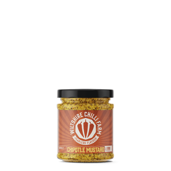 Wiltshire Chilli Farm - Chipotle Mustard