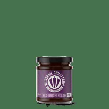 Wiltshire Chilli Farm - Red Onion Relish