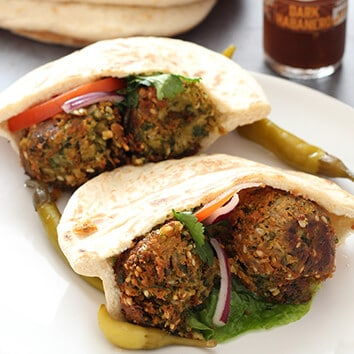 Wiltshire Chilli Farm - Habanero Falafel - Small